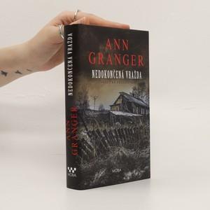 náhled knihy - Nedokončená vražda