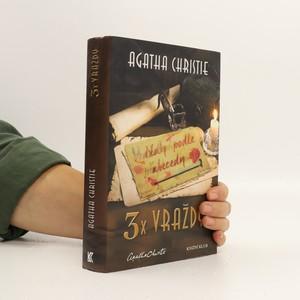 náhled knihy - 3x vraždy