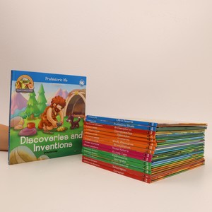 náhled knihy - Dinosaurs and Friends, Read, Learn, Play