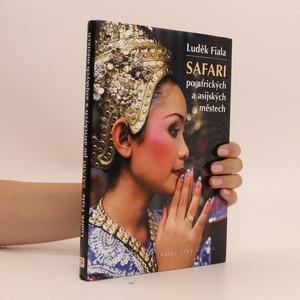 náhled knihy - Safari po afrických a asijských městech