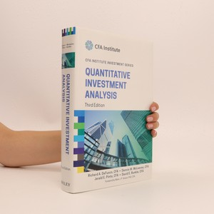 náhled knihy - Quantitative investment analysis, Third Edition