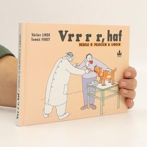 náhled knihy - Vrr r r, haf