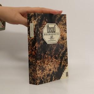 náhled knihy - Údolí rozhodnutí. II.