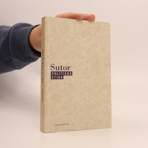 náhled knihy - Politická etika