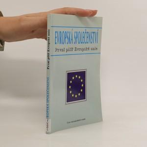 náhled knihy - Evropská společenství. První pilíř Evropské unie