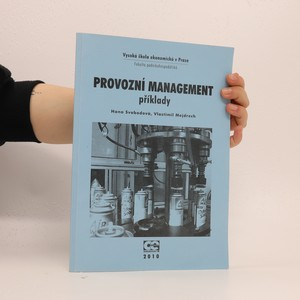náhled knihy - Provozní management : příklady