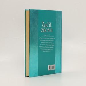 antikvární kniha Začít znovu, 2002