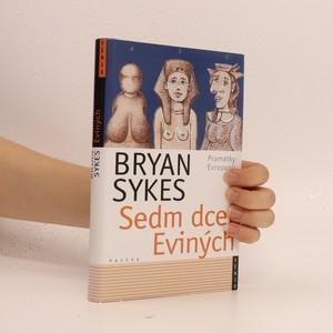 náhled knihy - Sedm dcer Eviných : pramatky Evropanů