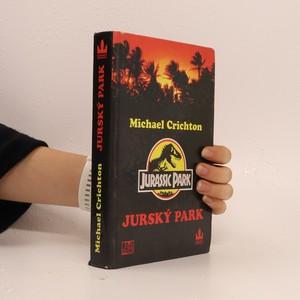 náhled knihy - Jurský park