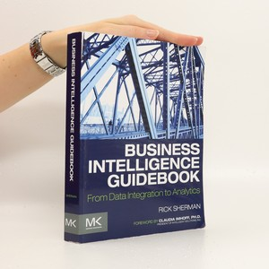 náhled knihy - Business intelligence guidebook - from data integration to analytics