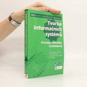 náhled knihy - Tvorba informačních systémů. Principy, metodiky, architektury