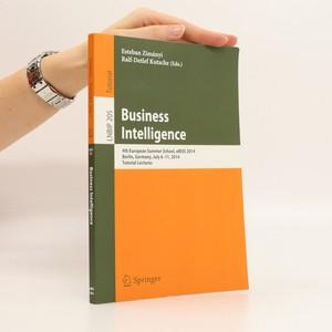 náhled knihy - Business Intelligence