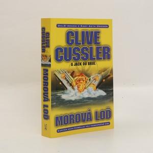 náhled knihy - Morová loď : pátý román ze série Akta Oregon