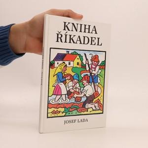 náhled knihy - Kniha říkadel