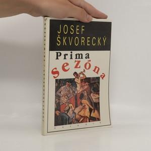 náhled knihy - Prima sezóna