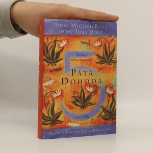 náhled knihy - Pátá dohoda : kniha moudrosti starých Toltéků : praktický průvodce cestou sebeovládání