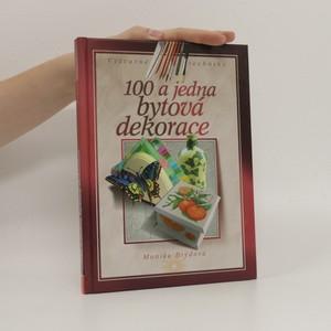 náhled knihy - 100 a jedna bytová dekorace