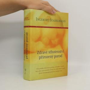 náhled knihy - Zdravé těhotenství, přirozený porod