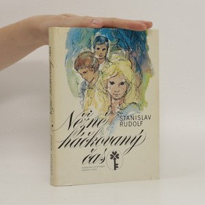 náhled knihy - Něžně háčkovaný čas