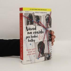 náhled knihy - Návod na vraždu pro hodné holky