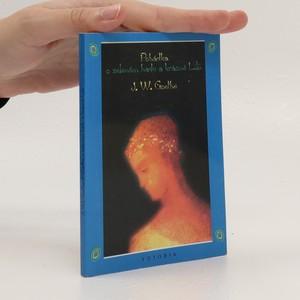 náhled knihy - Pohádka o zeleném hadu a krásné Lilii