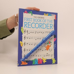 náhled knihy - The Usborne first book of the recorder