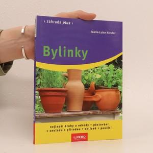 náhled knihy - Bylinky