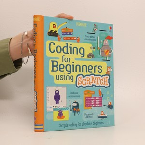 náhled knihy - Coding for beginners using Scratch