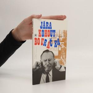 náhled knihy - Jára Kohout - bouračka : komikovy povídky, úvahy, písničky, aforismy, fejetony, anekdoty a jeden dlouhý rozhovor na pokračování New York - Praha1992