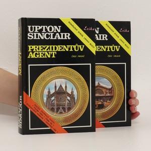 náhled knihy - Prezidentův agent. 1. a 2. díl. (2 svazky, komplet)