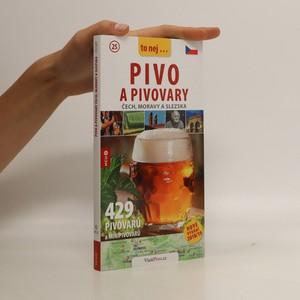náhled knihy - Pivo a pivovary Čech, Moravy a Slezska
