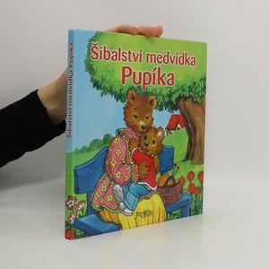 náhled knihy - Medvídek Pupík