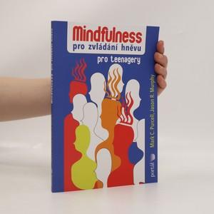 náhled knihy - Mindfulness pro zvládání hněvu pro teenagery