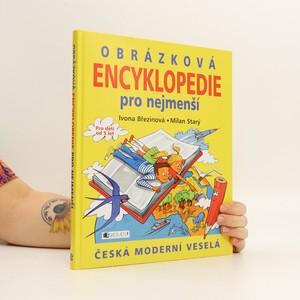 náhled knihy - Obrázková encyklopedie pro nejmenší