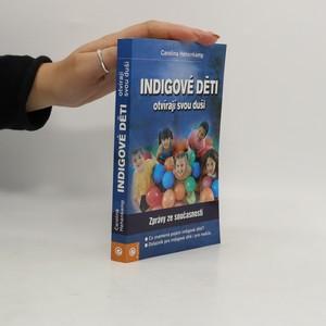náhled knihy - Indigové děti otevírají svou duši