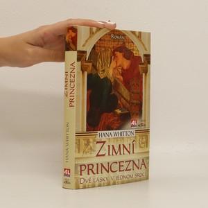 náhled knihy - Zimní princezna: dvě lásky v jednom srdci