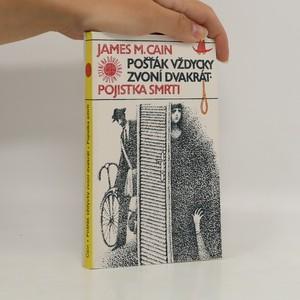 náhled knihy - Pošťák vždycky zvoní dvakrát, Pojistka smrti