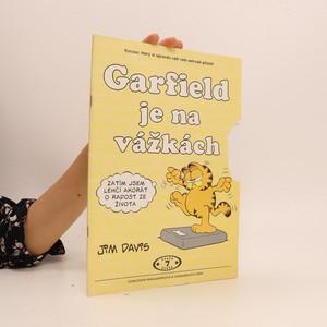 náhled knihy - Garfield je na vážkách