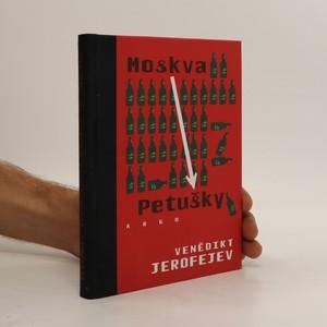 náhled knihy - Moskva - Petušky