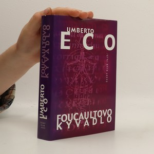 náhled knihy - Foucaultovo kyvadlo