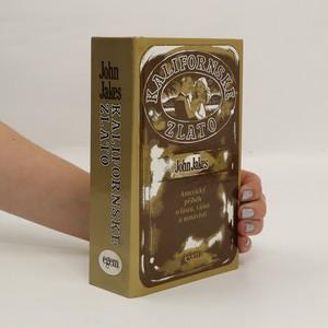 náhled knihy - Kalifornské zlato