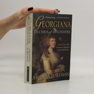 náhled knihy - Georgiana, Duchess of Devonshire