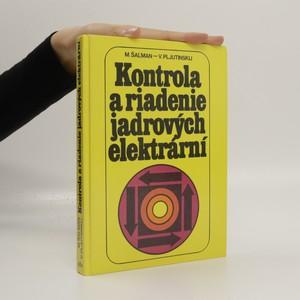 náhled knihy - Kontrola a riadenie jadrových elektrarní