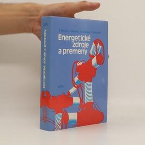 náhled knihy - Energetické zdroje a premeny
