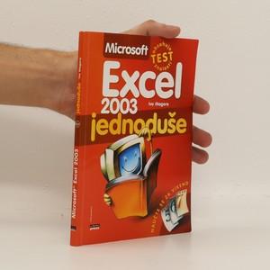 náhled knihy - Microsoft Excel 2003 jednoduše