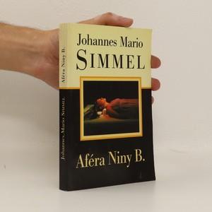 náhled knihy - Aféra Niny B.