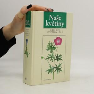 náhled knihy - Naše květiny