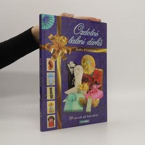 náhled knihy - Ozdobné balení dárků