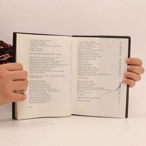 antikvární kniha Žaluji. 1.- 3.díl. (3 svazky, komplet), 1990