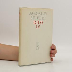 náhled knihy - Dílo IV